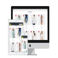 Jibonpata Ecommerce Website Development Premium