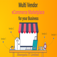 Jibonpata Ecommerce Multivendor  Website Development