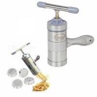 Diy Noodle / Juice Maker Stainless Steel Pressure Surface Machine