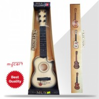 Kids Rock Guitar, Nice acoustic 6 strings for 3+ years child