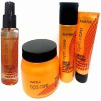 Matrix Opti Care Shampoo(200ml), Conditioner(98g),Serum(100ml) and Masque(490g) mega combo (4 Items in the set) + 1 pc Kajal Free