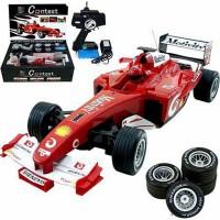 Big Size Formula 1 Racing Car - Red