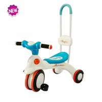 Captain Bike Trolley - White & Blue