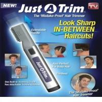 Just A Trim Cordless Portable Hair Trimmer