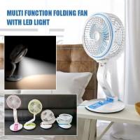 Folding Fan with Led Light JH-2018