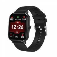 Colmi P8 Pro Smart Watch Bluetooth Call Heartrate Fitness Tracker Smartwatch - Metal