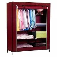 Cloth and Storage Wardrobe Model 88105