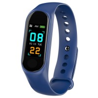 """M3 Smart Band Waterproof 0.96"""" Color TFT Heart Rate Monitor"""