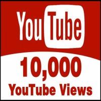 Real YouTube Monetizable Views [Min-10K| [Speed 10k-30k/D] [NON DROP]