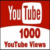 𝓝𝓮𝔀 Youtube Views [ Speed: 1k+/day ][ Refill 30 Days ]