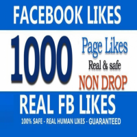 Facebook Page 𝐋𝐢𝐤𝐞𝐬+𝐅𝐨𝐥𝐥𝐨𝐰𝐞𝐫𝐬 - [ Real ] [ Non Drop ] [Speed:3k-5k/D]