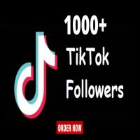 Tik Tok Followers Cheap [ Max- 100K ] ১০০০ টিকটক ফলোয়ার