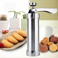 Biscuits, Cookies Maker XR-258-A -Silver - বিস্কুট মেকার প্রেস মেশিন