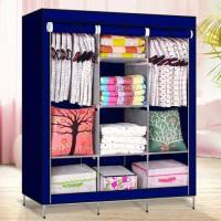 Wardrobe Closet Storage Organizer Clothes Rack