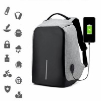 Anti-theft backpack with lock