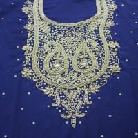 Karchupi Dress For Women (1 Piece) Blue