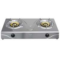 Walton Gas stove Double Burner WGS-DSB1 (LPG / NG)