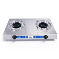 Gas stove Double Burner WGS-NSC1501 (LPG / NG)