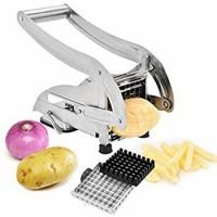 Potato Chipper Machine - Silver