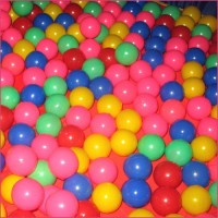 Iron Balloons Colours are Multi Mixed 100 PCS - Standard Size