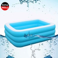 Intime Giant Family Pool-Blue