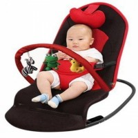 Baby Rocking Chair with Toy Stand বেবি রকিং চেয়ার বাচ্চাদের জন্য চমৎকার একটি দোলনা