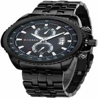 Curren original  Watch Men Fashion Casual Dress Wristwatch Curren 8082 Date Display