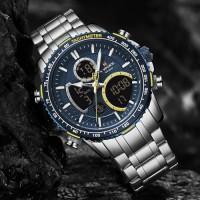 Naviforce original 2 time digital  and analogue Men's Watch