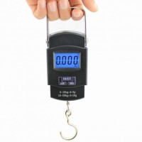 Portable Digital Luggage Weight Scale 50 Kg