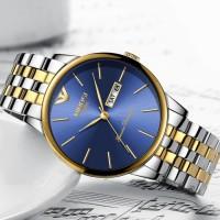 Nibosi original date  and bar function mens watch