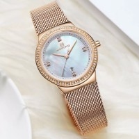 NAVIFORCE NF5005 Stainless Steel Watch for Women