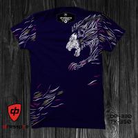 new stylish t-shirts for men (purple)