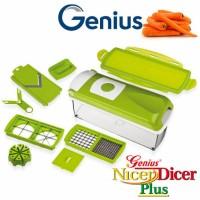 Nicer Dicer Plus Genius - Green