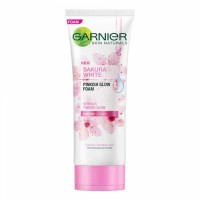Garnier Sakura White Pinkish Glow  Foam