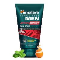 Himalaya MEN ACTIVE SPORT Face Wash-100ml