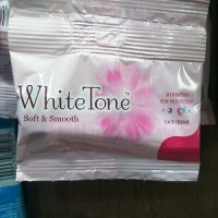 White Tone Soft and Smooth Face Cream-10g
