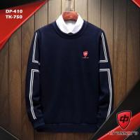 Men's Winter Stylish Sweatshirt (Navy)