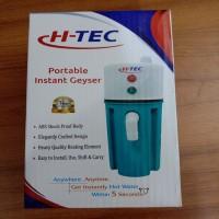 H-TEC Portable Instant Water Heater(পোর্টেবল গিজার 5 সেকেন্ডে গরম পানি)
