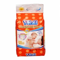 Thai Pant Style Baby Diapers S Size-(4-8 kg)-5 pics