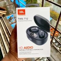 JBL -Tws T12 Bluetooth Wireless Earbuds